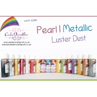 Light Gold | Glitter | Shimmer | Luster | Dust |100 %Edible | Cake Craft | 4 Grams