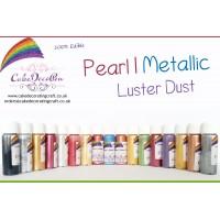 Red | Glitter | Shimmer | Luster | Dust |100 %Edible | Cake Craft | 4 Grams