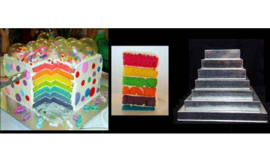 Square Cake Boards Uk