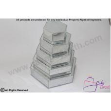 5 Tier Hexagon Shape Cake Tin