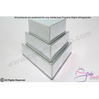 3 Tier Triangle Cake Tins