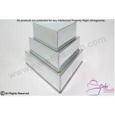 3 Tier Triangle Cake Tins