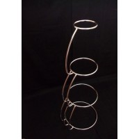 Metal Cake Stands - 4 Tier
