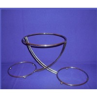 New - Metal Cake Stands - 2/3 Tier