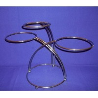 New - Metal Cake Stands - 3 Tier