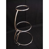 Metal Cake Stands - 3 Tier