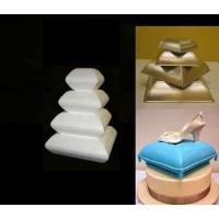 Pillow Cushion Cake Baking Tins - 3 Tier