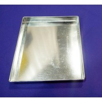 Rectangle Cake Baking Tins - 2 inch Deep