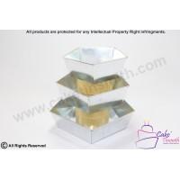 Pentagon Shape - Cushion / Pillow Cake Baking Tins