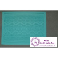 Cake Lace Mat For Cakes - Chantilly Cake Lace Mat