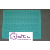 Cake Lace Mats For Cake Decoration - Amelia Cake Lace Mat