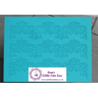 Cake Lace Mat For Cake Decoration - Almyra Cake Lace Mat