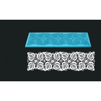 Single Lace Mat For Cake Decoration - Design Pine
