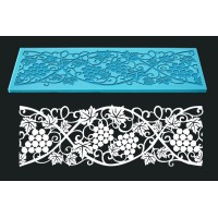 Single Lace Mat For Cake - Design Wine