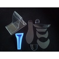 Fondant High Heel Shoe Kit for Cake Decoration and Cake Toppers