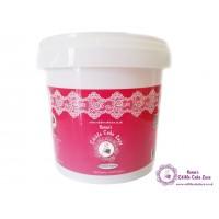 Edible Cake Lace Premix - 200 Grams - Golden -  Premium Quality