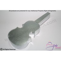 Novelty Baking Tins - Violin - 3 Inch Deep
