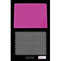 Cake Lace Mat For Cake Decoration  - 3D HD Cake Lace Mesh - Chanel Fabric Mesh