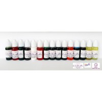 Air Brush - Pink Rose - Cake Decorating Edible Colors Paints by Karen's - 20 ML