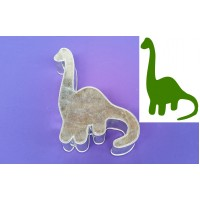Dinosaur Design Novelty Shape Cake Baking Tins - 2