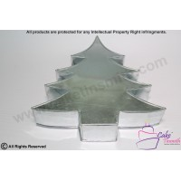 Christmas Tree Shape Cake Baking Tins