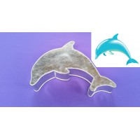 Dolphin Design Novelty Shape Cake Baking Tins - 2