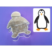 Penguin Male Novelty Shape Cake Baking Tins