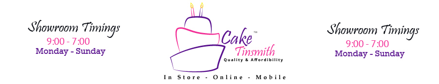 Cake Tin Smith